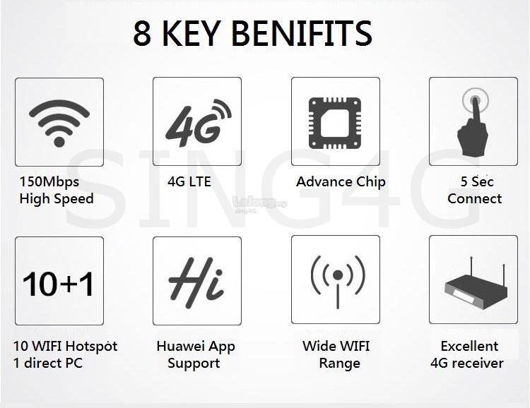 Huawei e5573 e5573cs609 4G Mifi 150mbps hotspot @ e5372 e5577 e5377