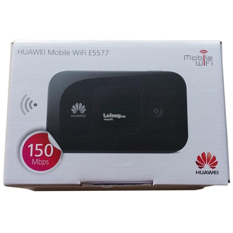 Huawei E5577 E5577s321 4G MIFI 3000mAH 12 Hour International Compatibl