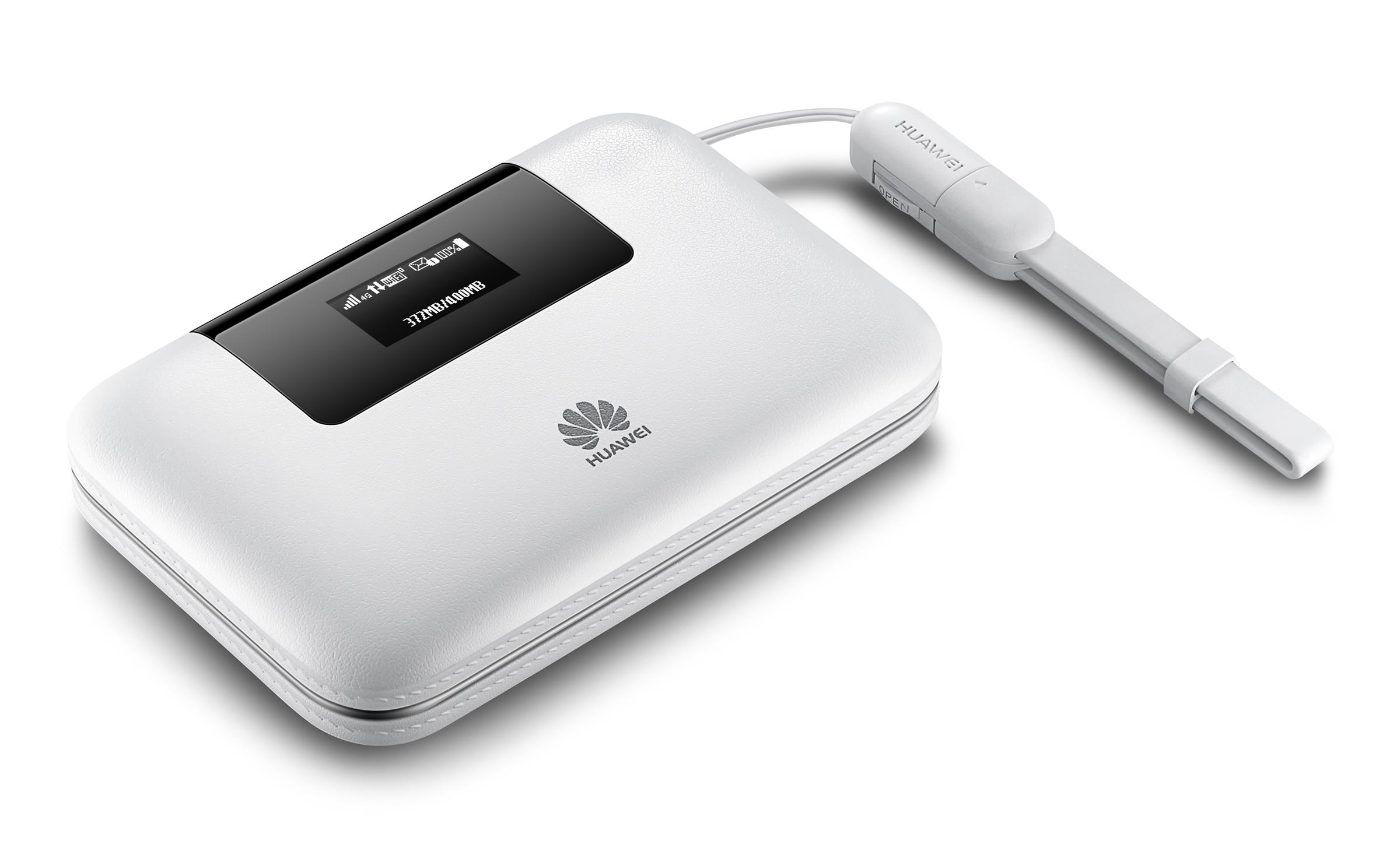 how to connect huawei modem