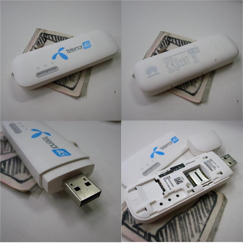 Huawei E8372 4G LTE Mobile Broadband Portable Hotspot Rm120