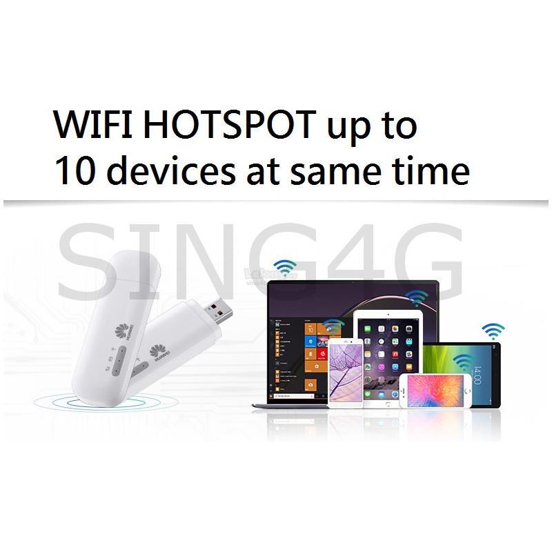 Huawei E8372 E8372h608 4G Wingle USB Modem Hotspot E5377 E5372
