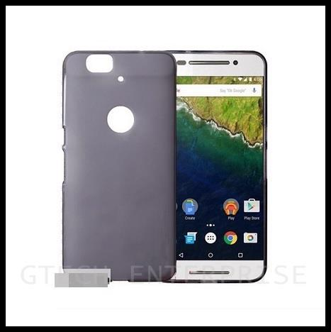 pretty nice 382c5 c3332 Huawei Google Nexus 6P TPU Silicone Back Cover