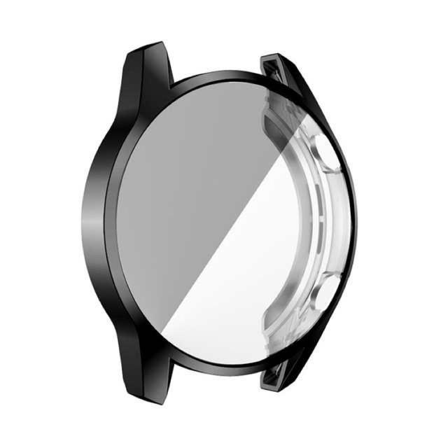Huawei Gt2 46mm Smart Watch Full Protective Tpu Cover Case P - [BLACK]