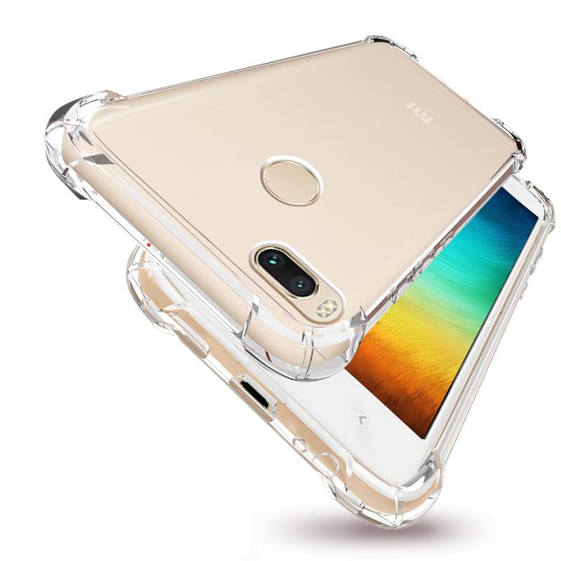 Huawei Honor 10 Anti Crash Shock Proof AirBag Case Cover