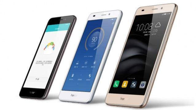 Huawei Honor 5c (16GB ROM +2GB RAM) (13MP+8MP) Octa Core Ori Huawei MY