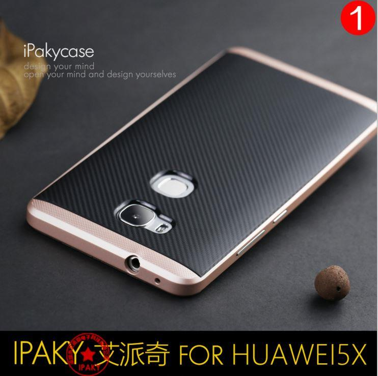 uk availability 5e661 32c4d Huawei Honor 5C 5X 7 8 Original iPaky Neo Hybrid Bumper Case Cover