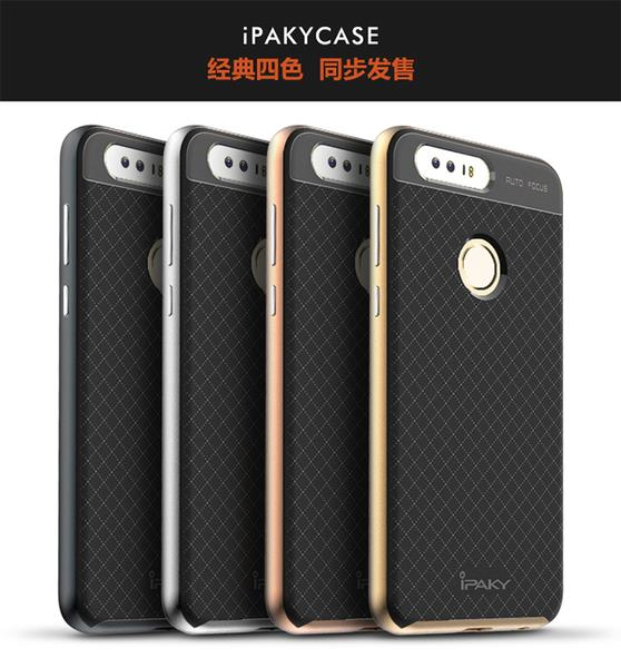uk availability 276ee 57a96 Huawei Honor 5C 5X 7 8 Original iPaky Neo Hybrid Bumper Case Cover