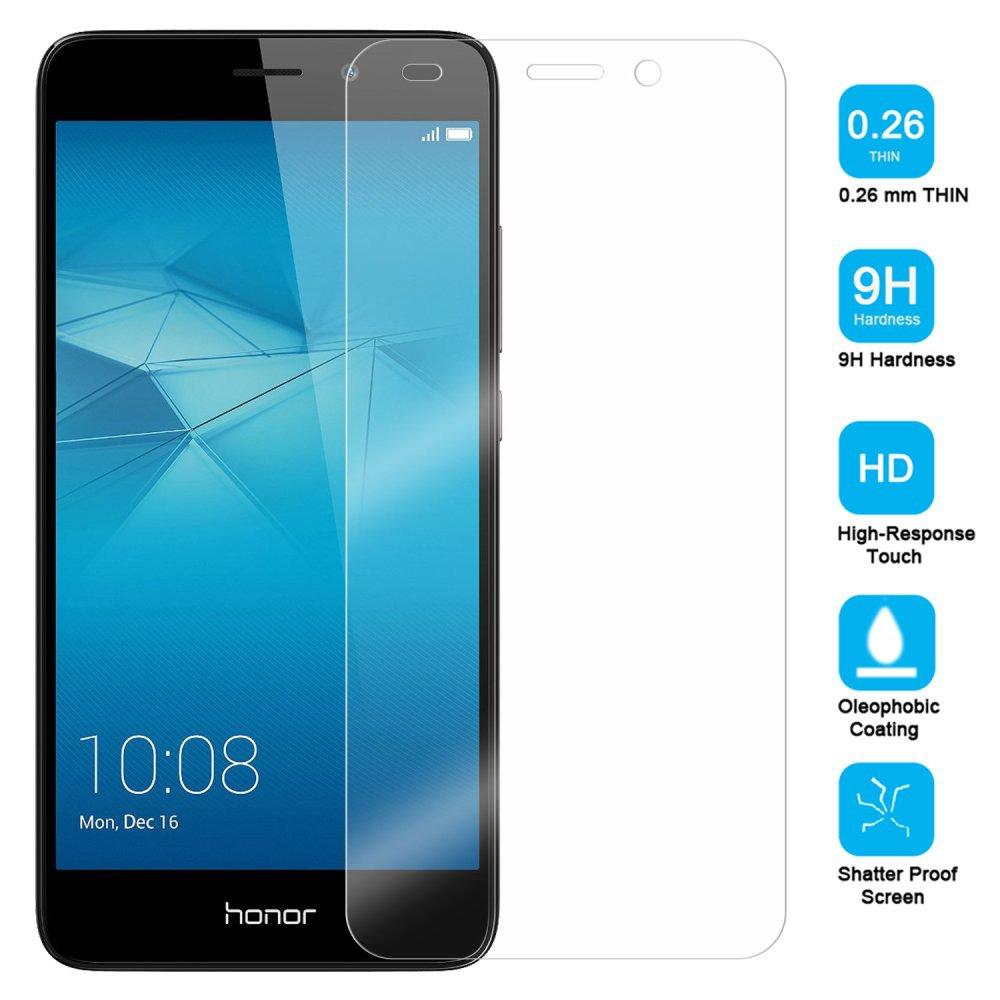 Huawei Honor 5C Premium Tempered Glass Screen Protector. ‹ ›