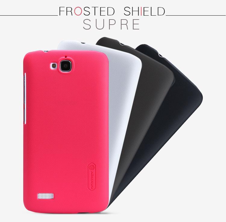 Huawei Honor 5X 4C 4X 3C 3C Lite Nillkin Case Casing Cover Free SP