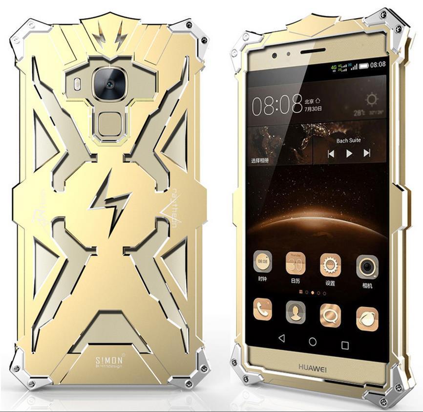 spedizione gratuita 2c531 31d51 Huawei Honor 5X Mate S 8 G8 Aluminium Thor Case Cover Casing + Gifts
