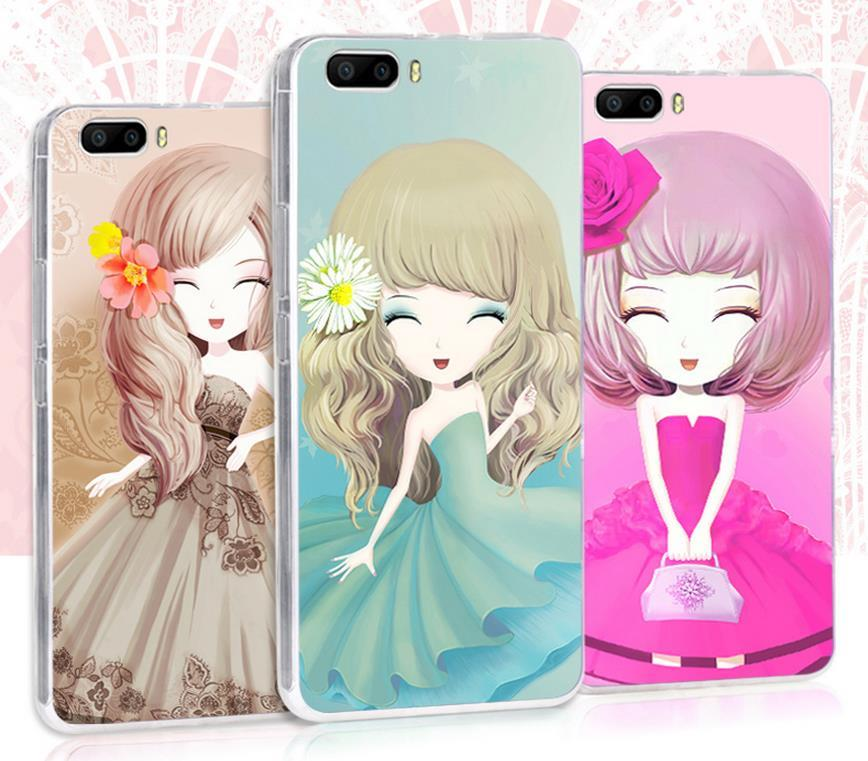 low cost bafa9 bc415 Huawei Honor 6 Plus 3D Relief Silicone Case Cover Casing + Free Gift