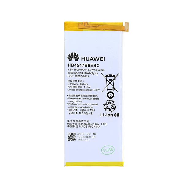 Huawei Honor 6 Plus PE-TL20 3500mAh HB4547B6EBC Battery Tools