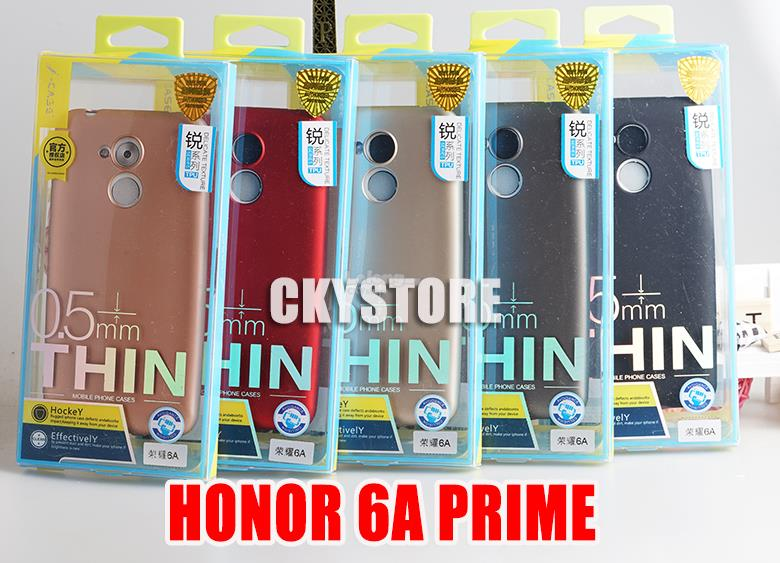 HUAWEI Honor 6A Pro / V10 J-Case Full Protection Matte Tpu Case