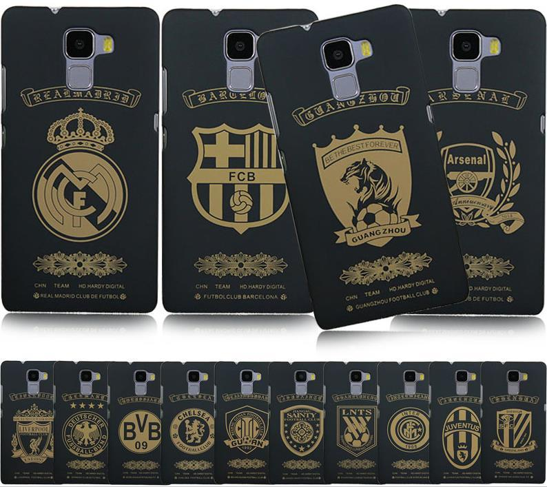Huawei Honor 7 Soccer Football Team Club Logo Phone Case Cover Casing