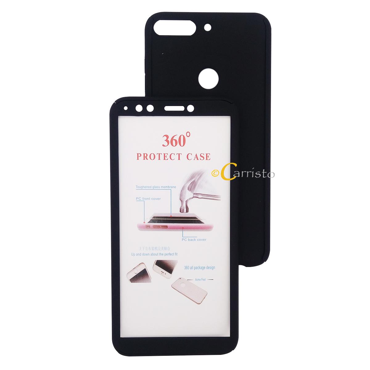 sneakers for cheap 79a59 0ea23 Huawei Honor 7X View 10 V10 Nova 2i Nova 2 Lite 360 Full Cover Case Te