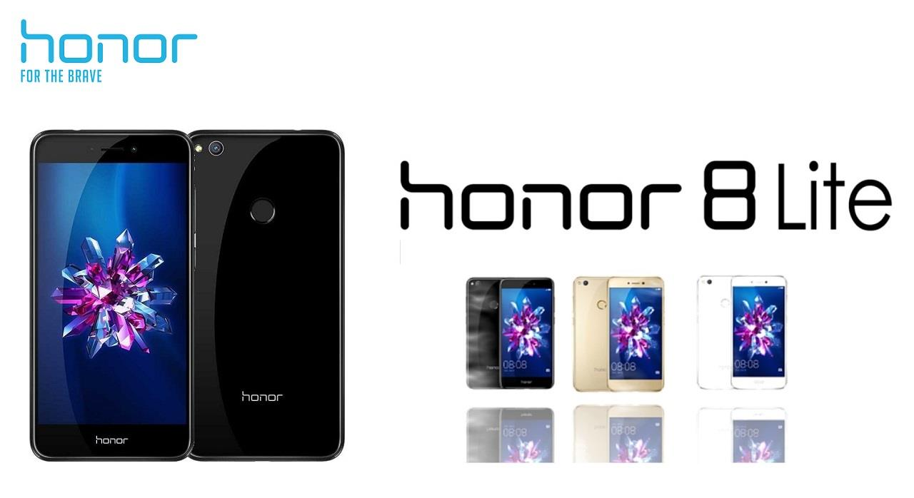 Huawei Honor 8 Lite [5.2' | 16GB ROM | 3GB RAM] Global ROM