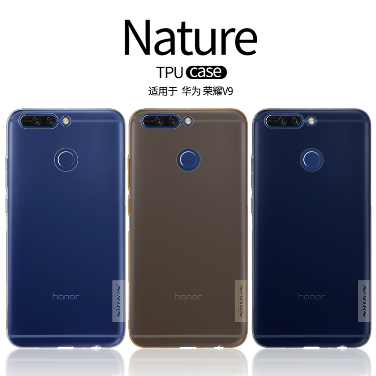 huge selection of 62460 8897c Huawei Honor 8 PRO Nillkin Nature TPU Case Cover