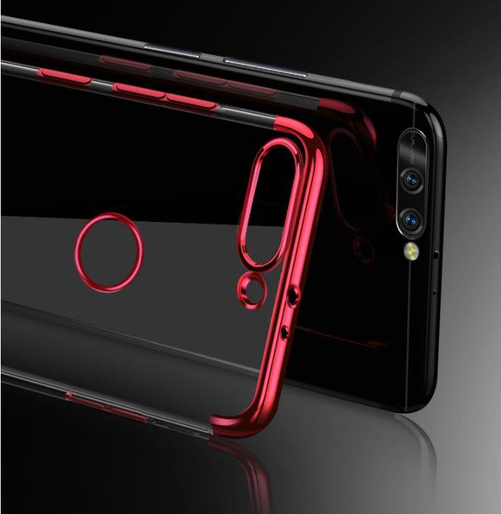 check out 47b8c bcb3b Huawei Honor 8 Pro Soft Rubber Case Cover Casing