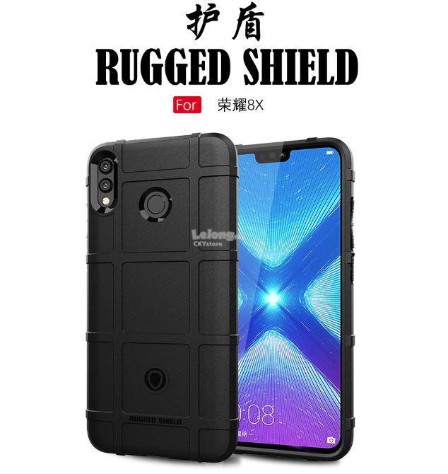 HUAWEI HONOR 8X MATE 20X 20 PRO P30 RUGGED SHIELD TOUGH Case Cover