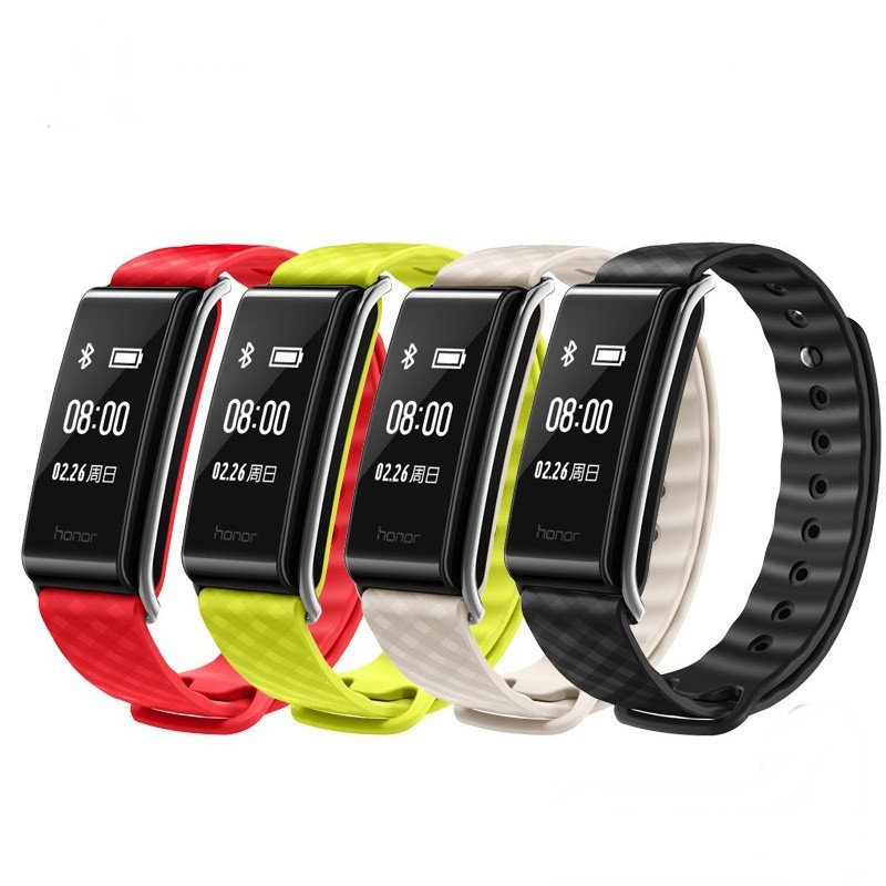 Huawei Honor A2 Smart Band Fitness Tracker - Heart Rate Monitor