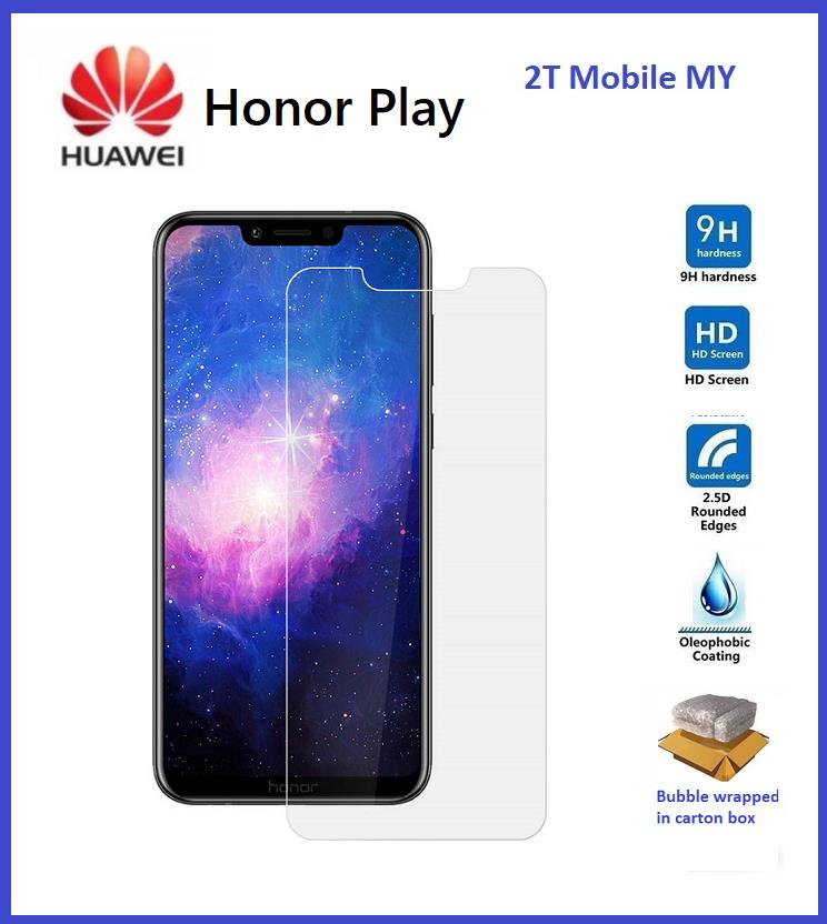 Huawei Honor Play Tempered Glass Screen Protector 2 5D