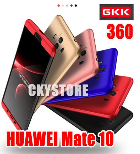 size 40 ed4f2 06533 HUAWEI Mate 10 / Mate 10 PRO GKK 360 FULL Protection SLIM FIT Case