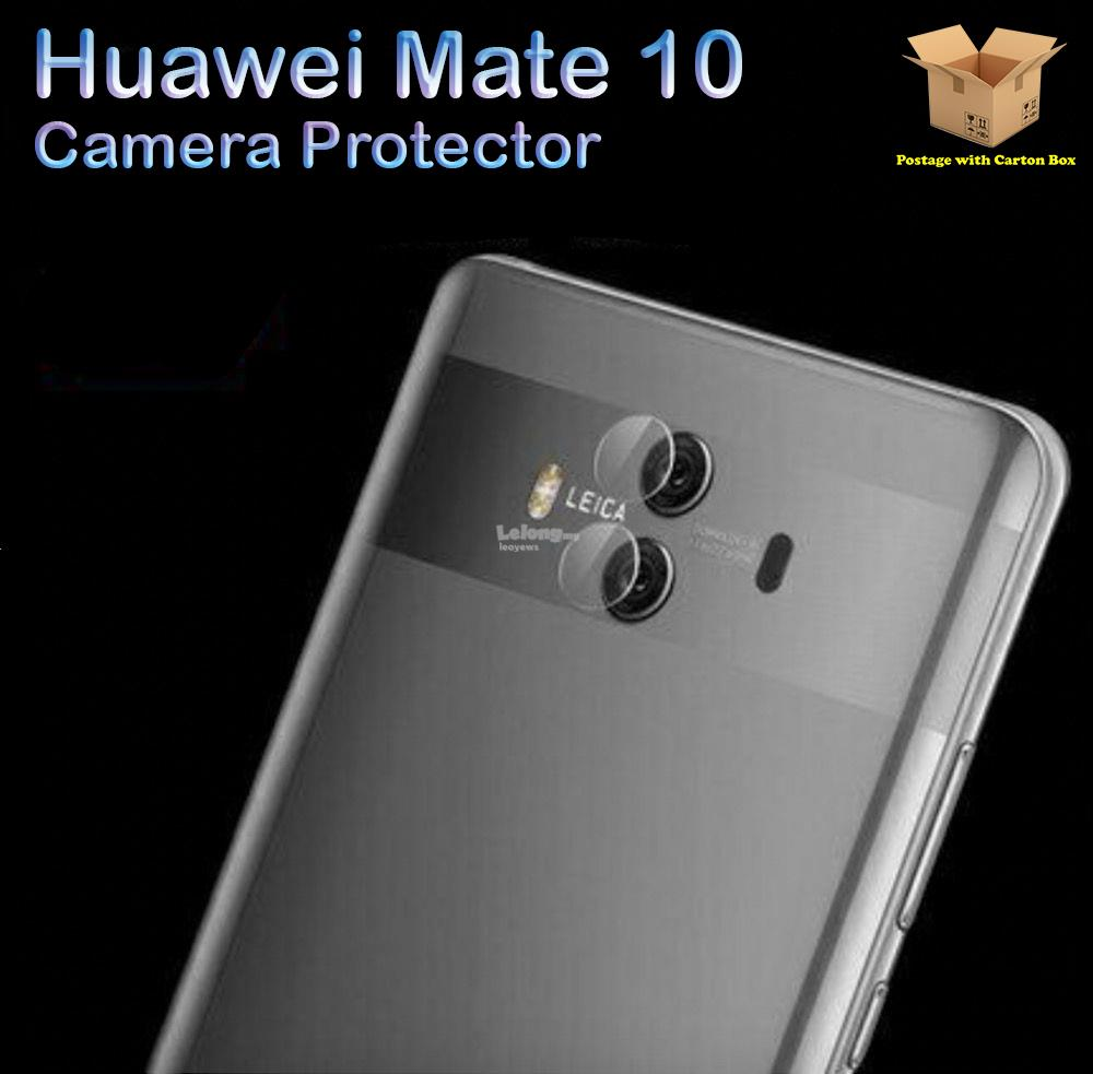 Huawei Mate 10 Tempered Glass Camera Protector