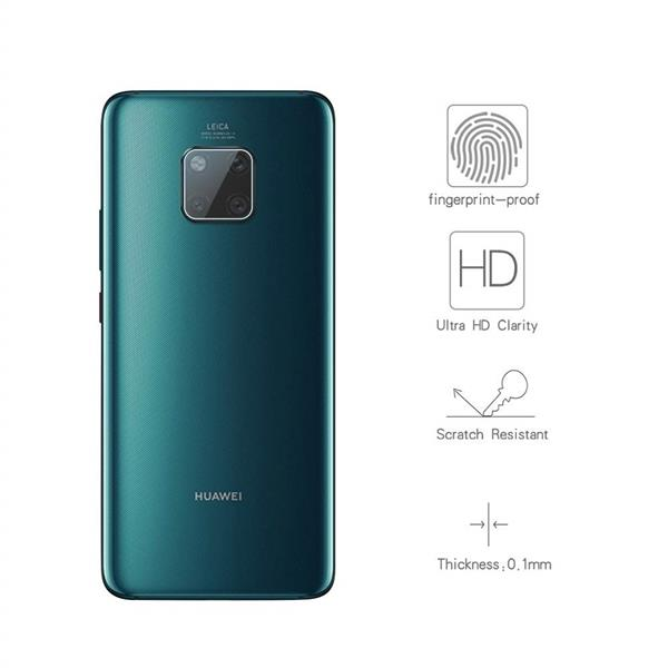 Huawei Mate 20 / 20 Pro Rear Back Camera Lens Tempered Glass Protector