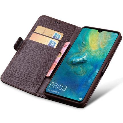 Huawei Mate 20/20X/20 Pro leather wallet cover