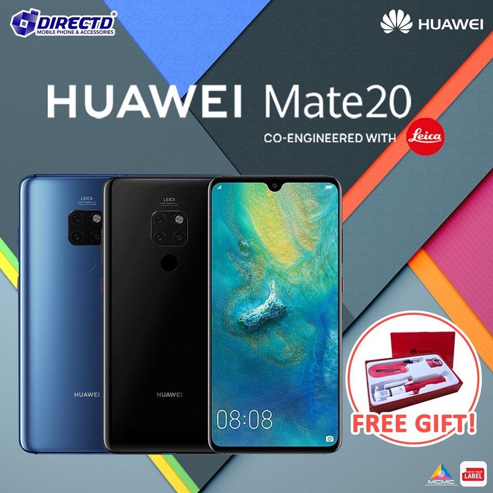 8d59a501 Huawei Mate 20 (8GB RAM | 128GB ROM (end 10/19/2019 6:15 PM)
