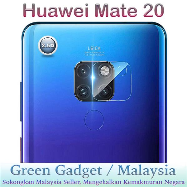 Huawei Mate 20 Camera Protector 2.5D Flexible Glass