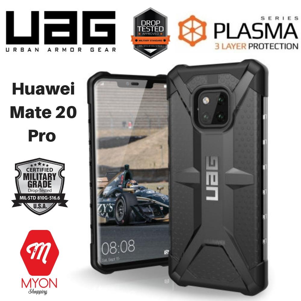 new style cc9f3 0dd06 Huawei Mate 20 Pro Case - UAG Plasma Series [Pro Protection]