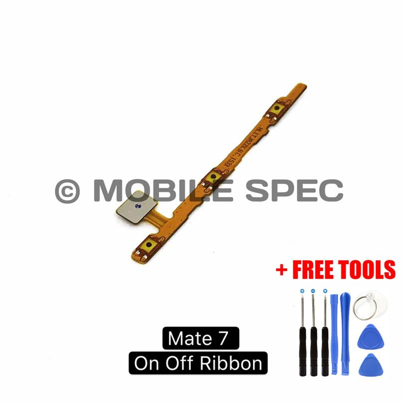 HUAWEI MATE 7 8 9 10 PRO ON OFF POWER BUTTON FLEX CABLE RIBBON