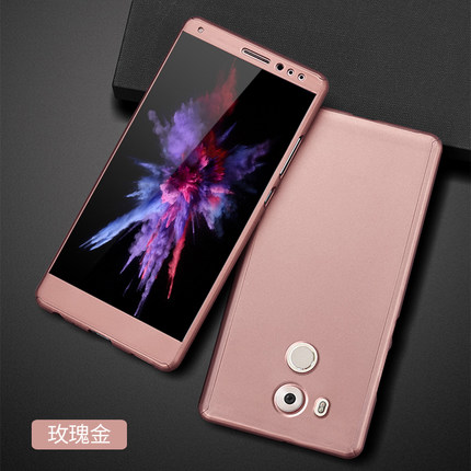 the latest 5bc9d 3f32b Huawei Mate 8 360 Full Case Protection Cover With Tempered Glass