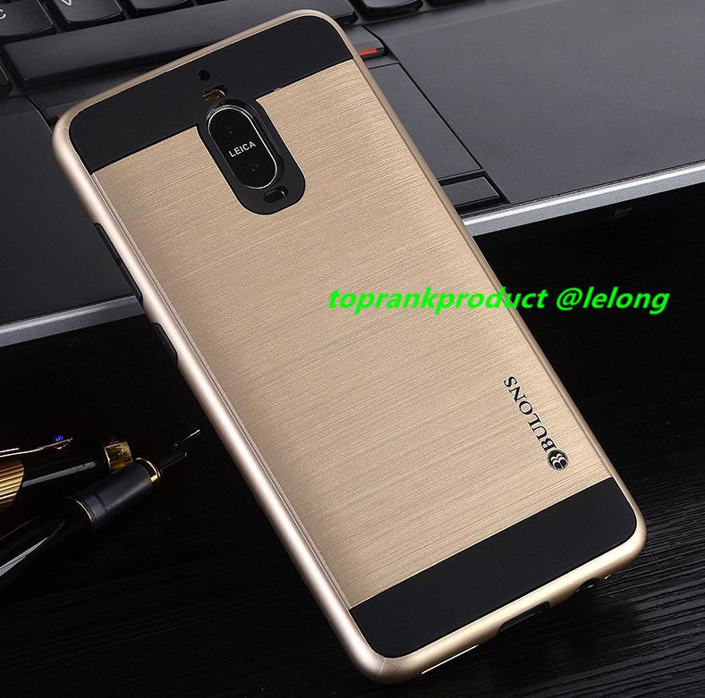 Huawei Mate 9 / Pro ShockProof Armor Back Full Cover Case Casing