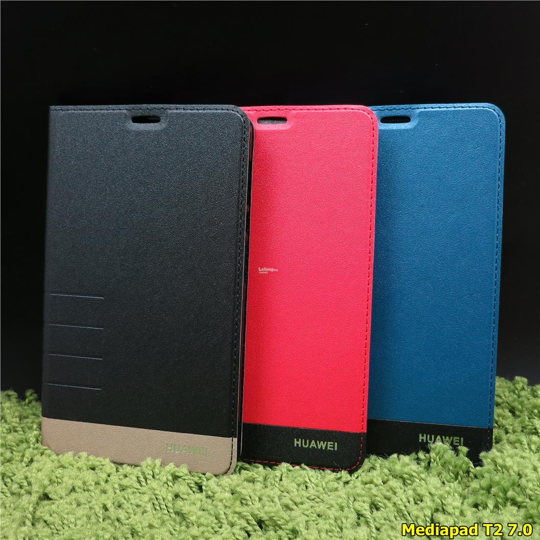 Huawei Mediapad T2 7.0 Exclusive Flip Pouch Stand Case