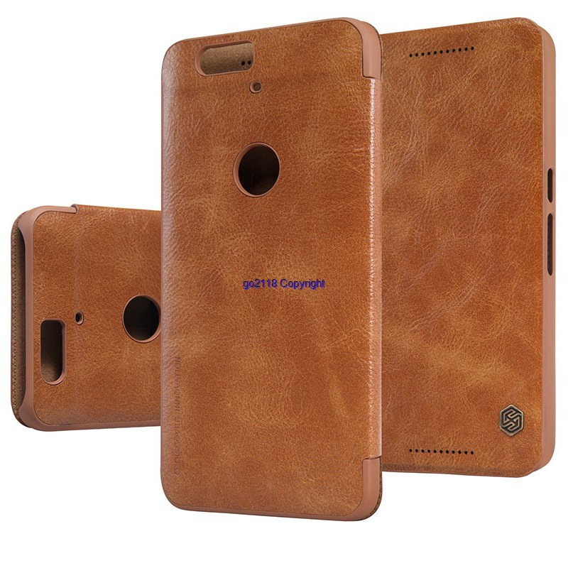 online store f7100 5d0e1 Huawei Nexus 6P leather case casing cover