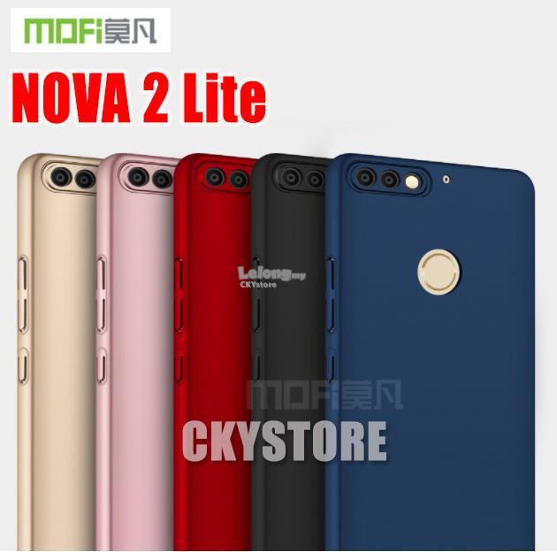 Case for huawei nova 2 case nova 2 plus cover nillkin frosted pc.