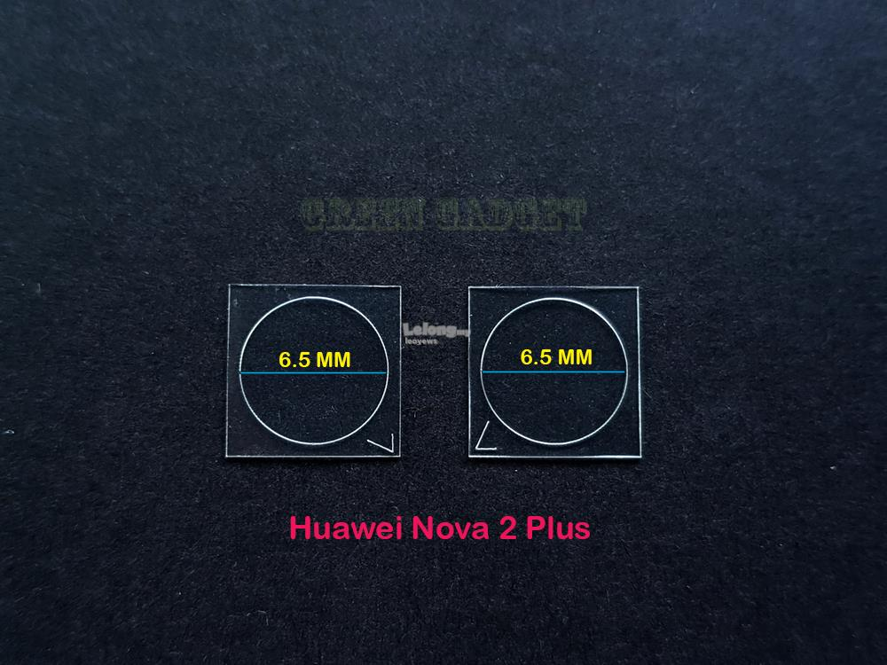 Huawei Nova 2 Plus Tempered Glass Camera Protector