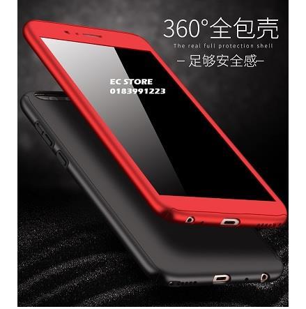 new style 42ca7 9cd04 Huawei Nova 2i 360 Hard Matte Tempered Glass Case Cover