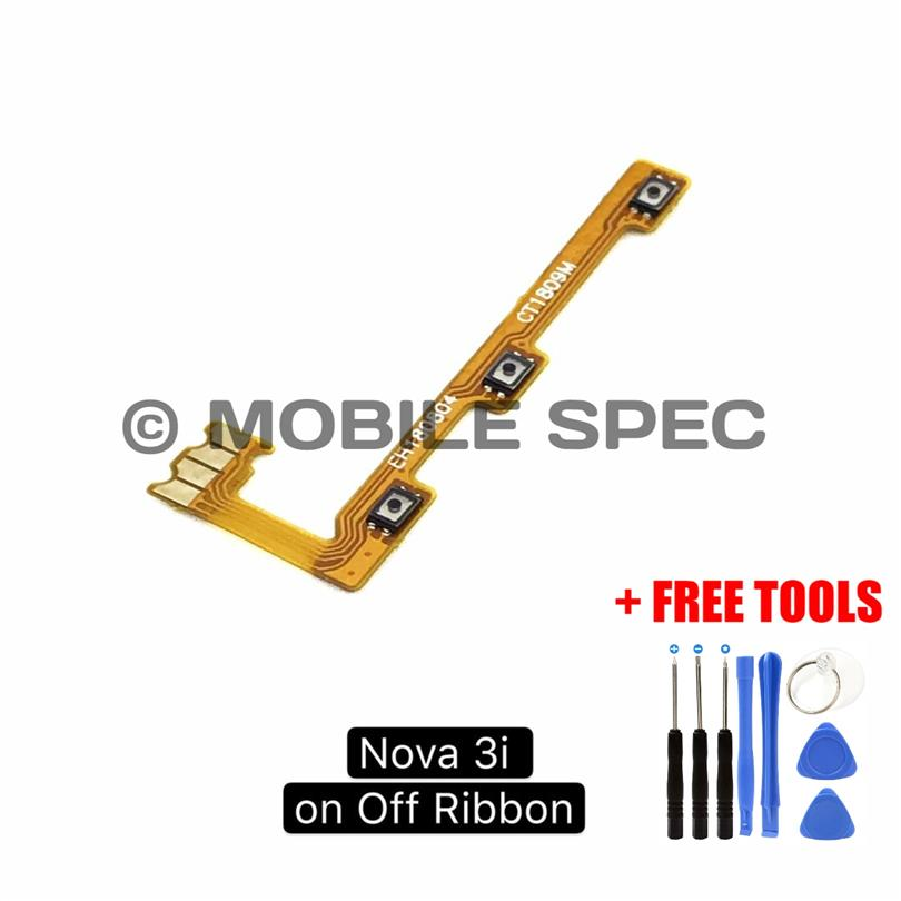HUAWEI NOVA 2i 3i ON OFF POWER BUTTON FLEX CABLE RIBBON PARTS