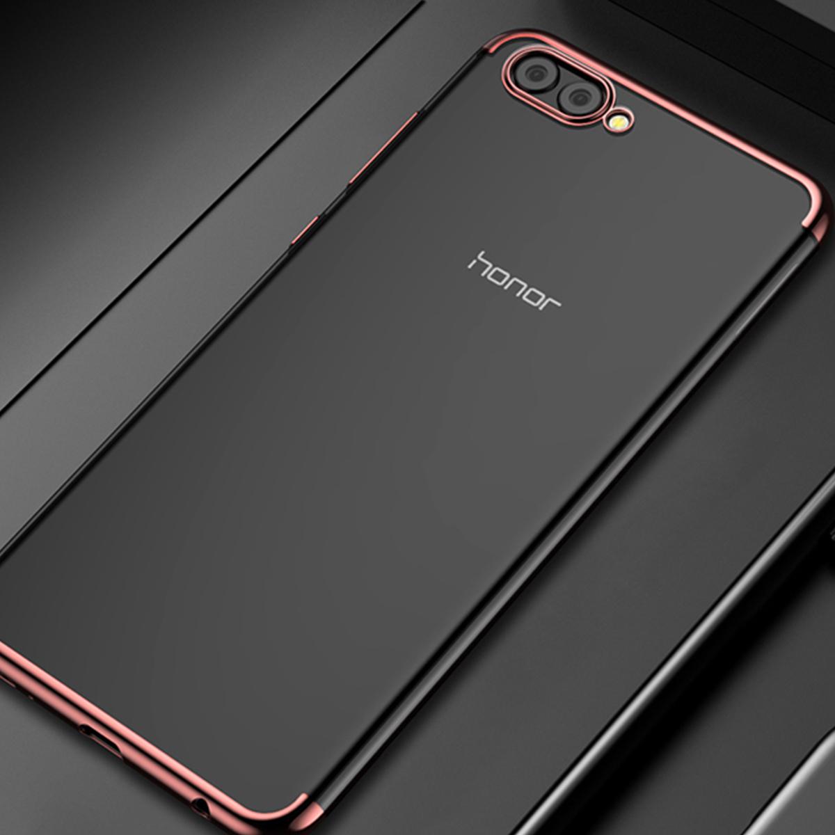 cheap for discount 96579 a5208 Huawei Nova 2i Honor 9 Lite Honor 7X V10 Plating TPU Soft Case Cover C