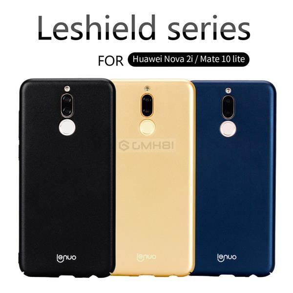 timeless design d4550 14a27 Huawei Nova 2i Lenuo Shield Super Frosted Ultra Slim Hard Cover Case