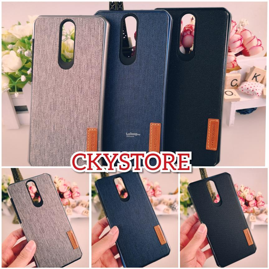 HUAWEI Nova 2i Matte PU JEANS VERSION Trendy Hard Case