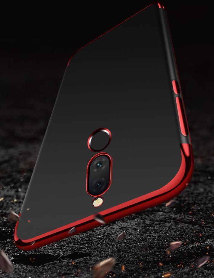 separation shoes 1fa10 4cd94 Huawei Nova 2i Soft Rubber Phone Case Cover Casing
