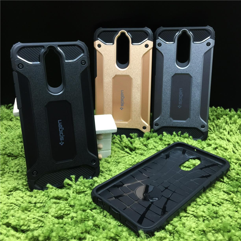 outlet store 41b9f d1f6b Huawei Nova 2i Spigen Tough Armor Slim Case