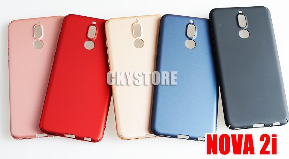 best authentic 5ce30 d166b HUAWEI NOVA 2i Ultra Slim Full Protection Hard Back Case Cover