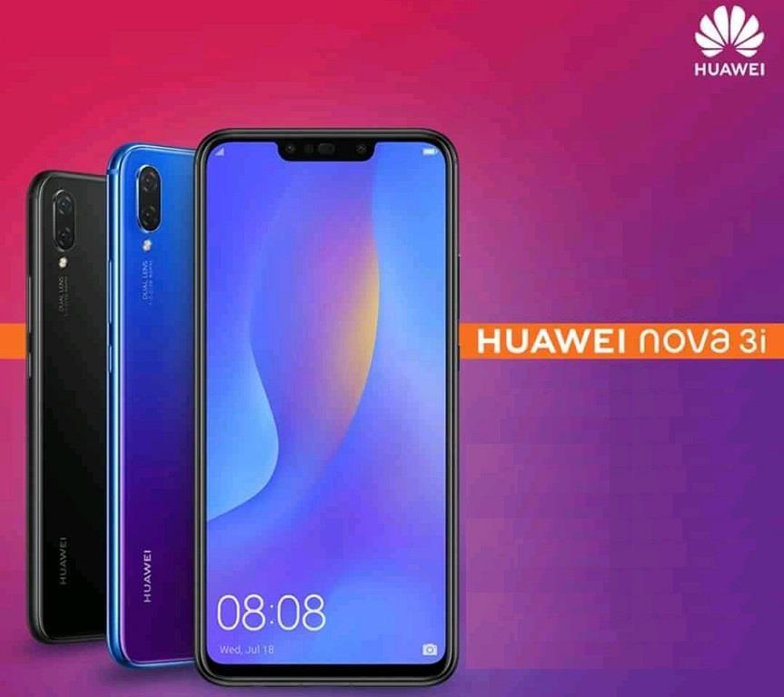 Huawei Nova 3 6/128GB & Nova 3i 4/128GB & Nova 2i 4/64 Ori Huawei Msia