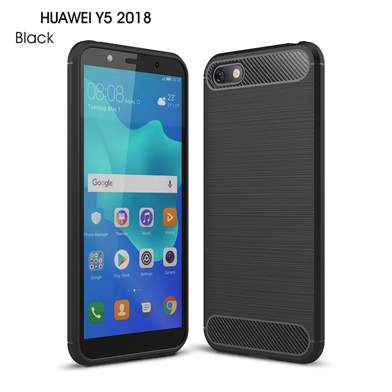 Huawei Nova 3 Nova 3i Honor 7S Y5 Prime 2018 TPU Silicone Soft Case Co