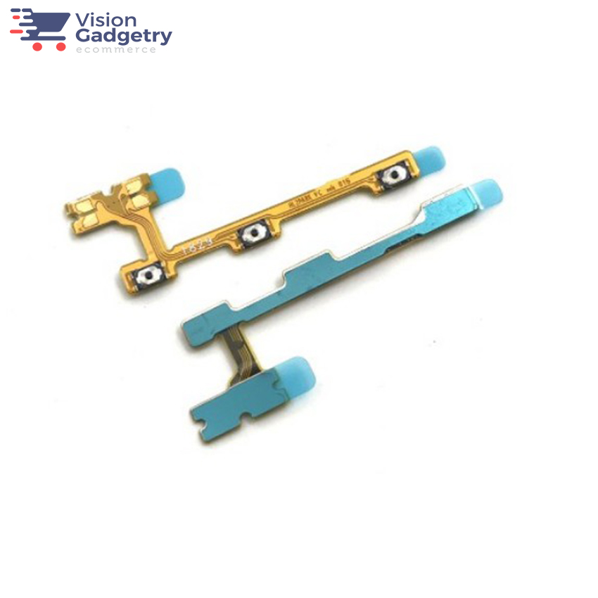 Huawei Nova 3 Power On Off Flex Cable Ribbon